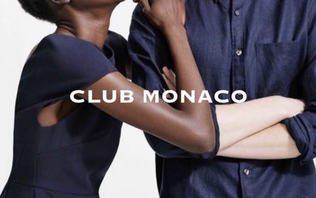 Club Monaco Lookbook App
