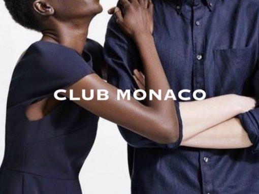 Club Monaco Lookbook App