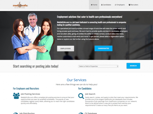 Medical Professional CRM System