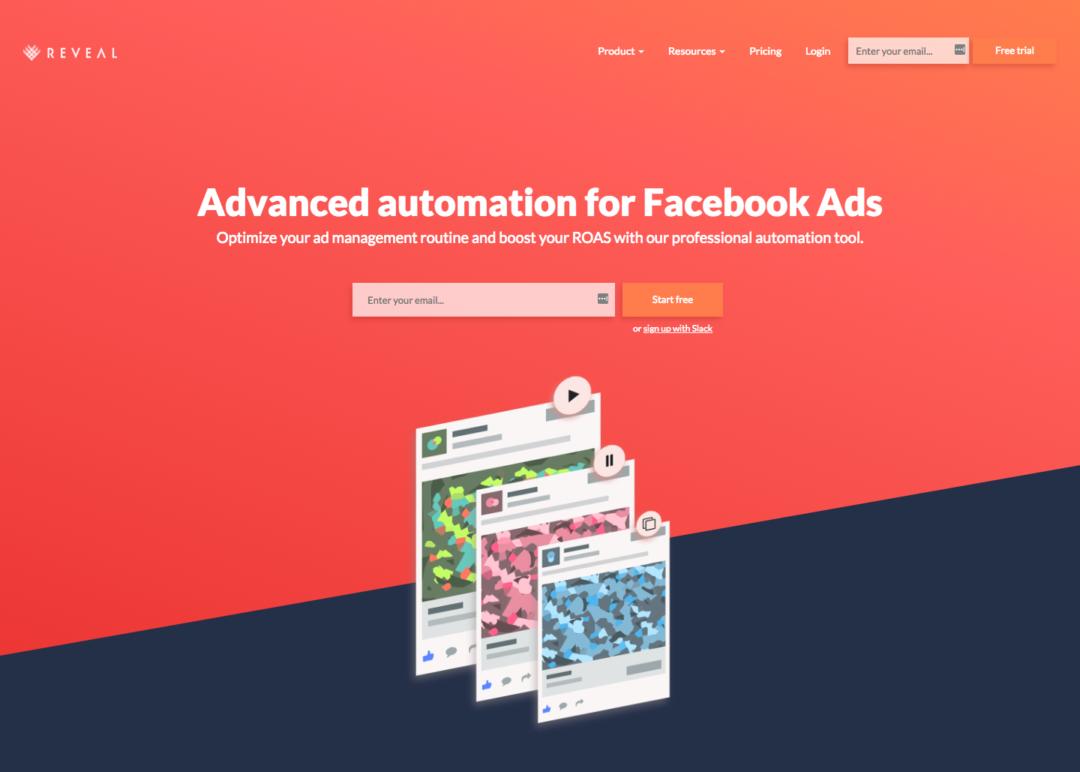 脸书广告投放系统自动化